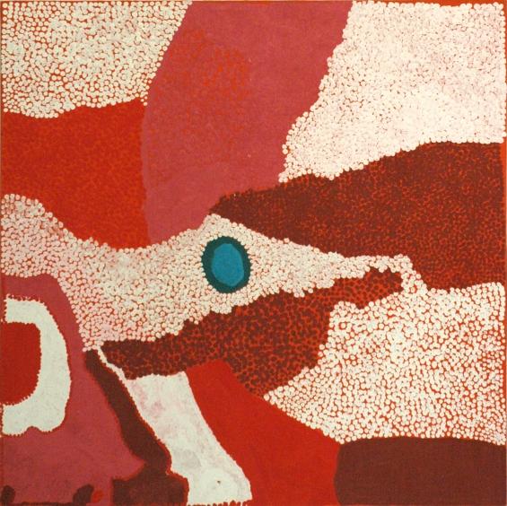 Nanarra Margaret Baragurra Acrylic on Canvas