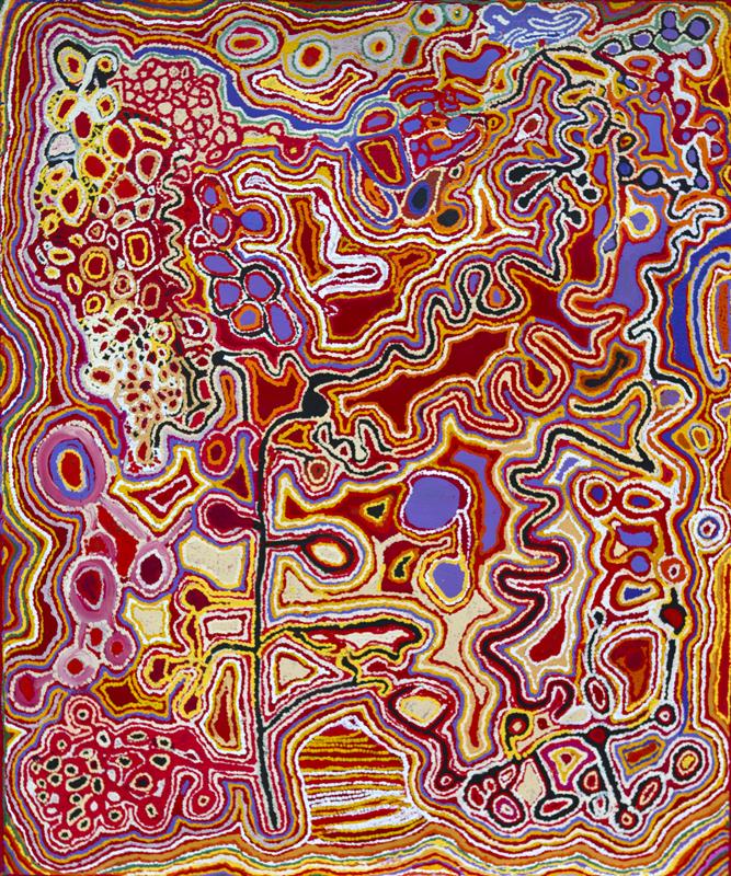 Acrylic on canvas 2016
