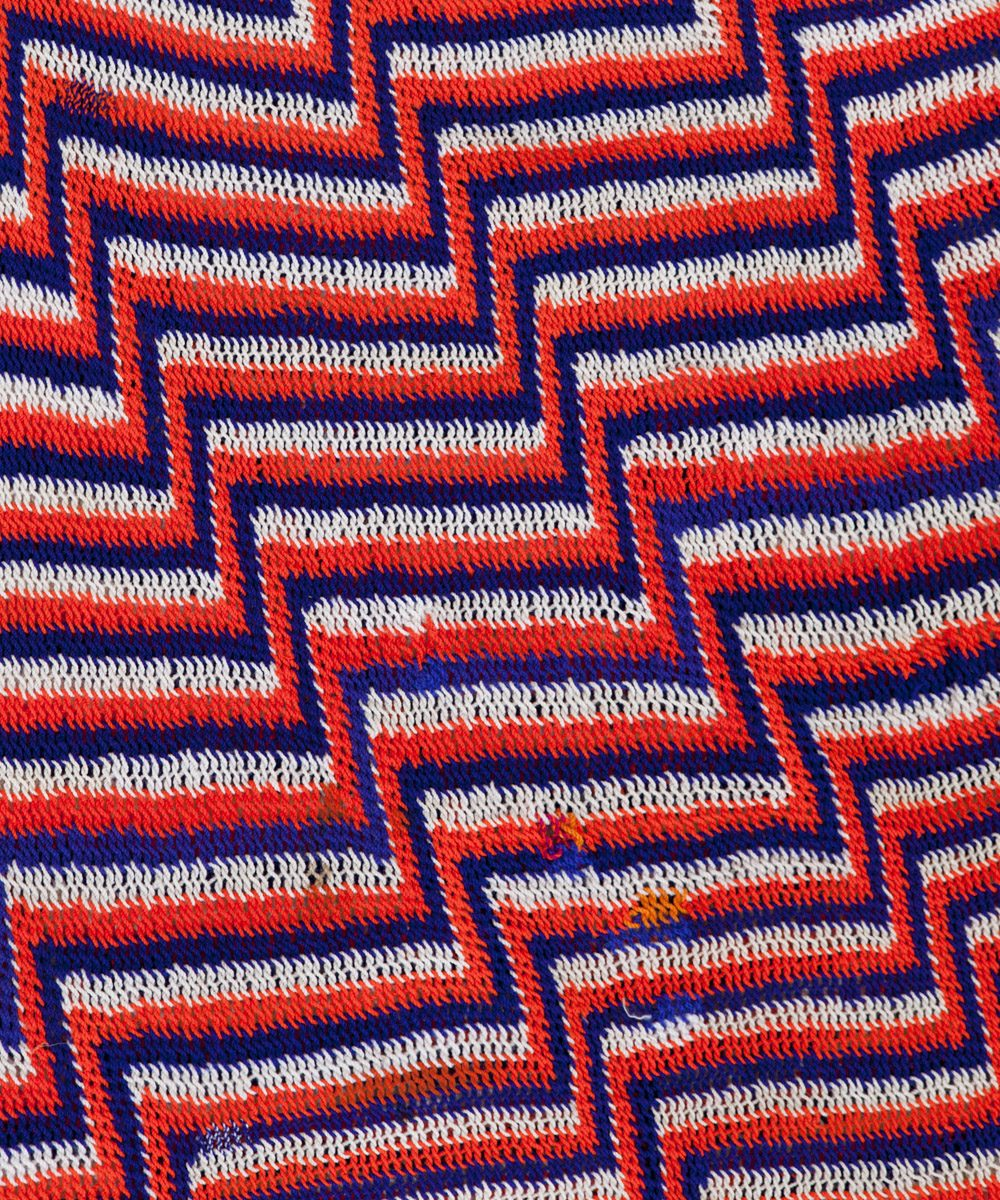 Bilums from Papua New Guinea - Zigzag by Rosie Mathew