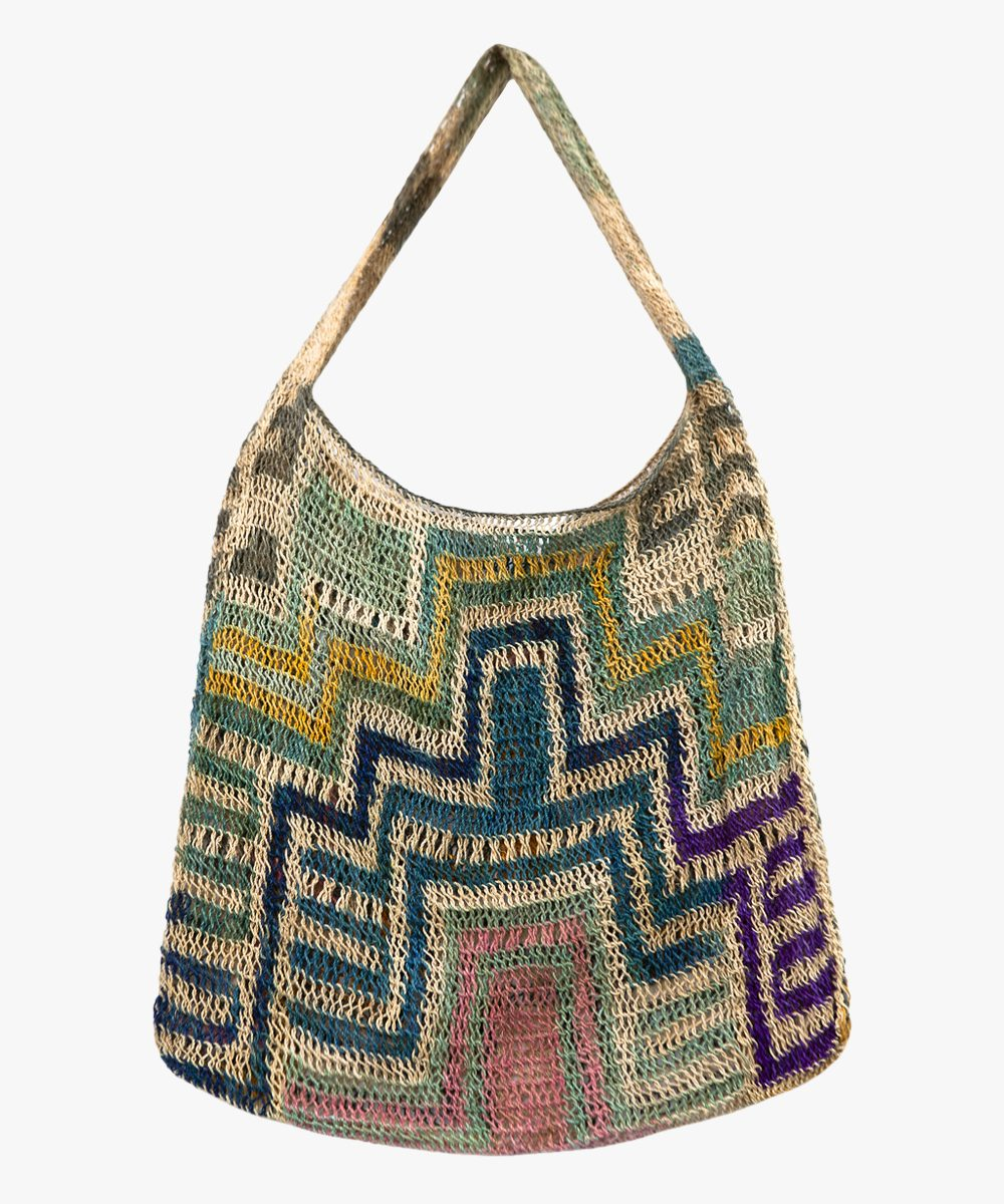 karimui bilum bag by margaret
